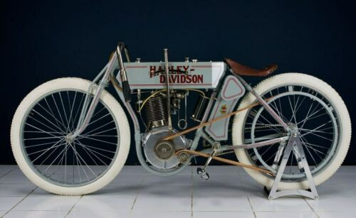 CIX 1/35 Harley Mod.6 1910 Board Track Racer