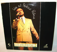 PHIL COLLINS - Live at Perkins Palace Laser Disc PICTURE MUSIC (WR7)