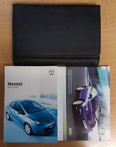 mazda 2 owners manual 2007