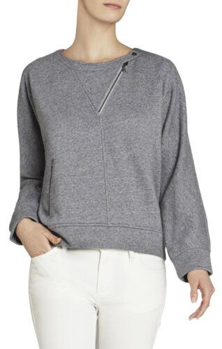 Ny lynlås ab297 L Fry1r464 Sweatshirt Størrelse detaljer Bcbg Tallulah Azria Max Sw1qS7Br