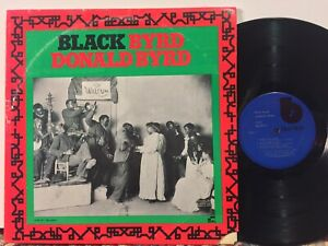 Donald-Byrd-Black-Byrd-NM-BLUE-NOTE-Classic-jazz-funk