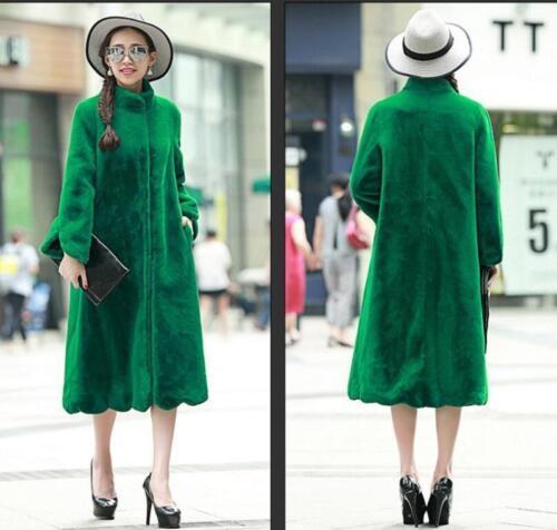Chic Women's 9xl Overcoat R86 Parka S Fur Long Korea Loose Coat Thicken Sz Plus UCZIt1q