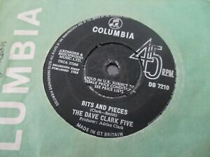 THE DAVE CLARK FIVE/BITS AND PIECES