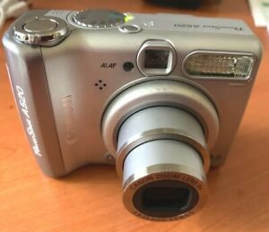 Powershot a520 support download drivers, software and manuals.