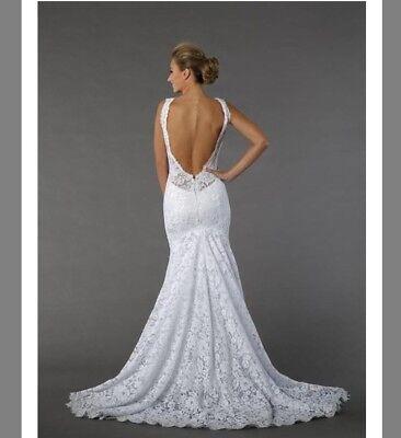 Pnina Tornai Wedding Dress Ebay