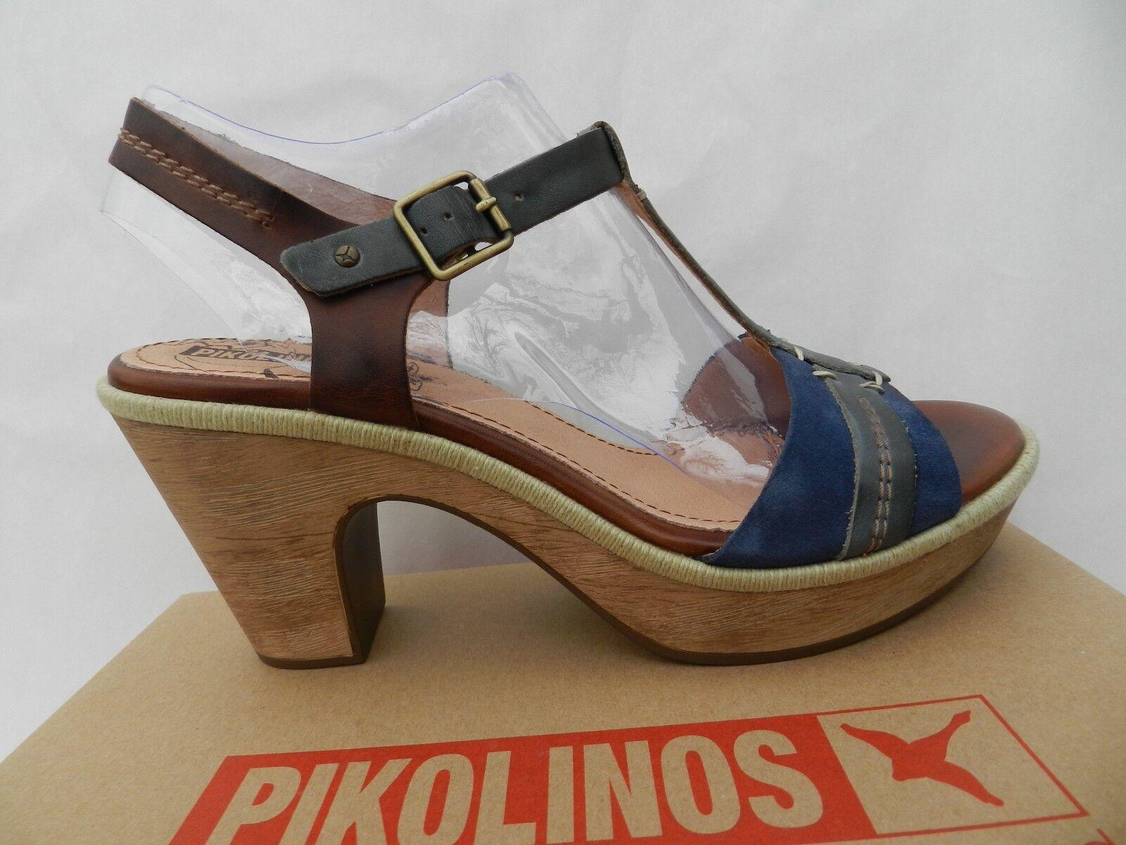 Pikolinos Trinidad 883 shoes Femme 41 Sandales T T T Strap 9614 Salome UK8 Neuf de767b