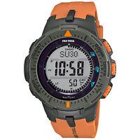 Casio Protrek Prg-300-4 Prg-300 Tough Solar Watch Brand