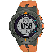 Casio Protrek PRG-300-4 PRG-300 Tough Solar Watch Brand New