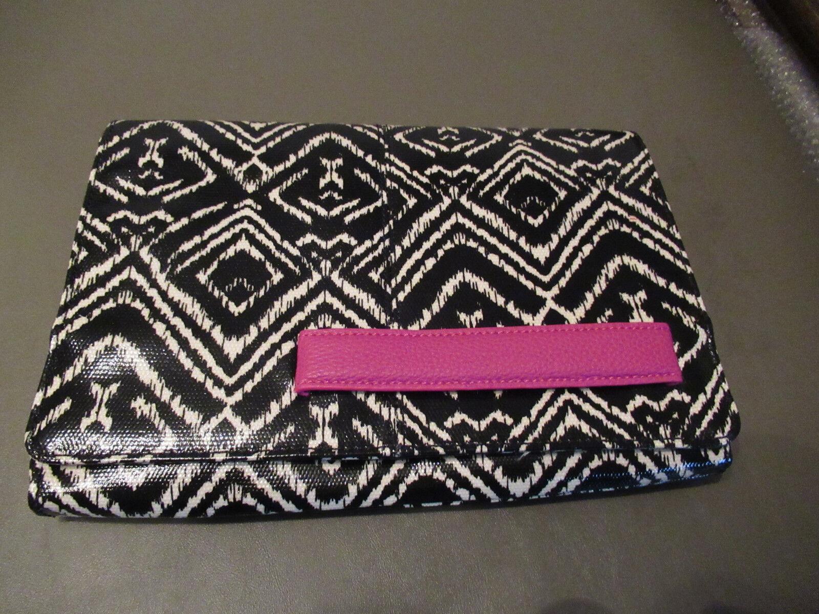 Steven by Steve Madden Bdraco Clutch Handbag, Black Multi, One Size
