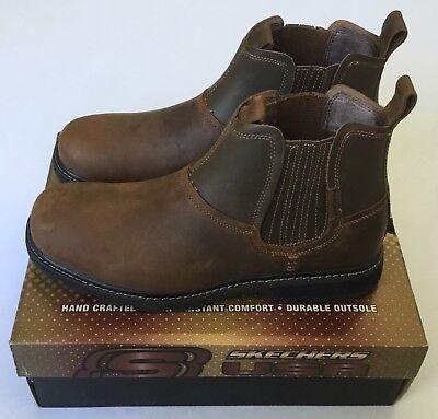 Skechers Men's Blain Orsen Ankle Boot