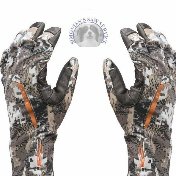 Sitka New Gear New Sitka Stratus glove windstopper 90093-EV2 43e931