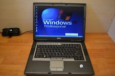 Dell Latitude D830 Core 2 Duo 2.00GHz 3GB 250GB Windows XP Service Tag 8 Avail.
