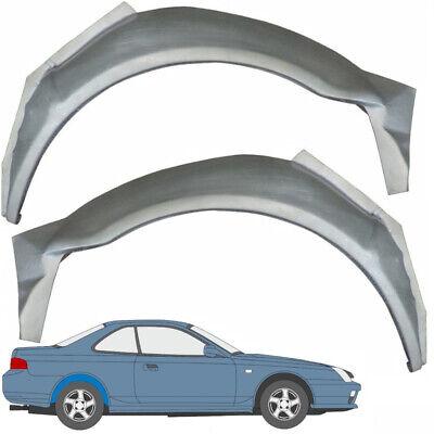Honda Prelude 1992-1997 Panel de Reparación de Arco de Rueda Trasera Ala Trasera//Derecho RH