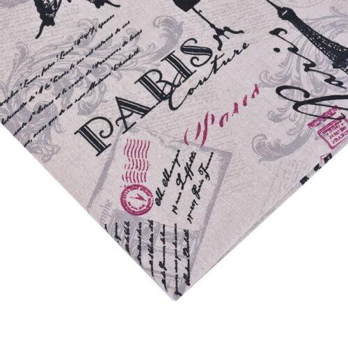 1x Stoffpakete Baumwollstoffe Patchwork Stoffreste Pakete DIY Handwerk 100x50cm