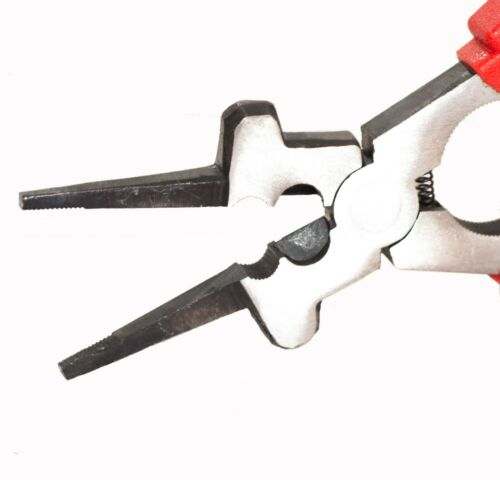 MULTIFUNCTIONAL MIG SPRING LOADED WELDING WIRE PLIERS