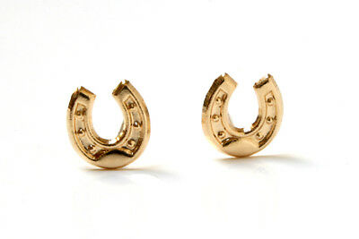 9ct Gold Amethyst Teardrop earrings Boxed Made in UK Birthday Gift