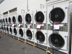 30lb Huebsch Stack Dryers Esd Card System Or Can Switch