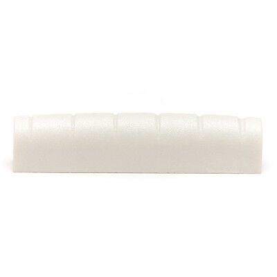 """New TUSQ 1 3/4"""" SLOTTED ACOUSTIC NUT : PQ-6133-00"""