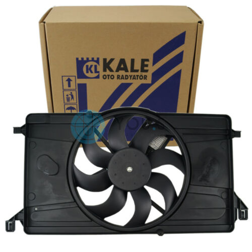 Ale Engine Cooling Blower Motor Ford Focus II There