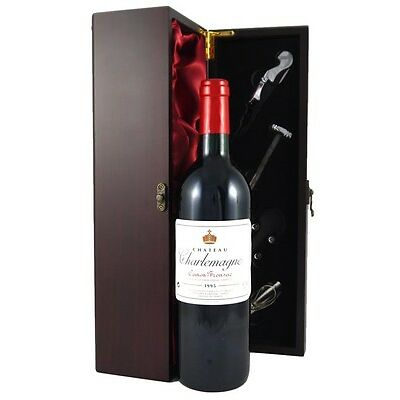 1995 Chateau Charlemagne 1995 Vintage Red Wine