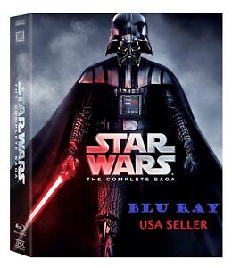 Star-Wars-The-Complete-Saga-Blu-ray-Disc-9-Disc-Set-Boxed-Set-Blu-Ray-NEW
