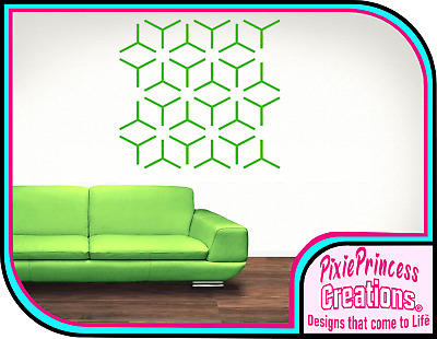 Pattern Ab Mylar 190 Stencil Reusable Airbrush Spray Paint Wall Crafts Card Cake Ebay