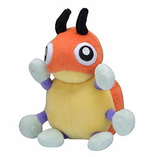 Pokemon Center Original Plush Doll fit Ledyba