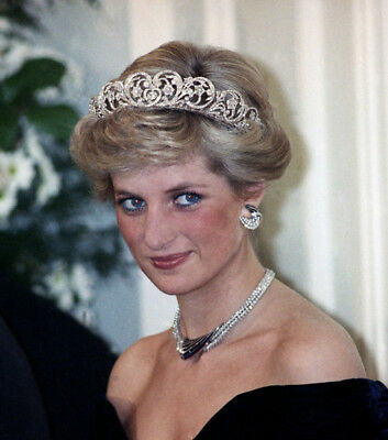 Diana NEW IMAGE! GORGEOUS!!!! Princess of Wales UNSIGNED photograph M4048