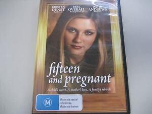 DVD-FIFTEEN-AND-PREGNANT-Kirsten-Dunst-Region-4