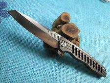 New Night Morning TwoSun Knives M390 Blade Ball Bearings Pocket Knife TS16-M390