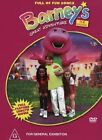 Barney's Great Adventure (DVD, 2003)