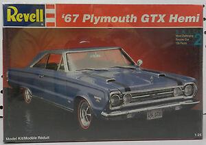 Image Is Loading 1967 Plymouth 67 Gtx Hemi Heart Mopar Revell