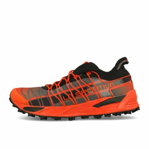 La Sportiva Mutant Tangerine Carbon Laufschuhe Trailschuhe Orange Schwarz
