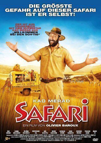 Safari - Kad Merad - DVD/NEU/OVP