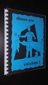 Shaun Yee Catalogo 1 Milano Demuestra Tbe