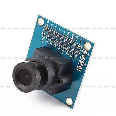 OV7670 30fps 640X480 VGA Camera Module CMOS SCCB w/ I2C Interface  For Arduino
