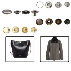12mm-S-Spring-Press-Studs-Snap-Fastener-Handbag-Jacket-Straps-Repairing-Clothing