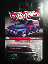Hot Wheels Slick Rides Delivery Series Firestone DAIRY DELIVERY  METAL