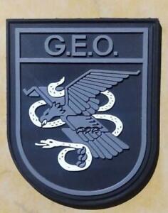 ✔️ Parche GEO - Grupo Especial de Operaciones ✔️ Spain Police SWAT ✔️ Policia