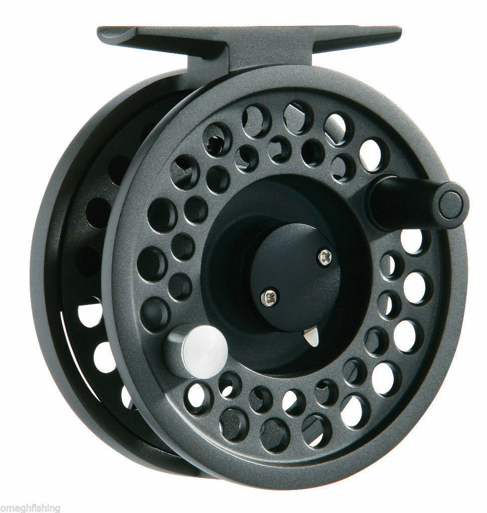 Daiwa Wilderness Large Arbor Alloy Trout Fly Reel Choice of WD200 + WD300