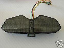 03-05 R6 LED SMOKE Tail Light Signal Integrated 2003 2004 2005