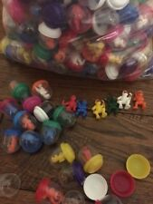 Ninja Action Figurines 1 Inch Toys 1 Bulk Vending Machine Capsules 250 Pieces