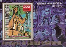 Guinea Ecuatorial Nr. Bl. 92 - Pablo Picasso