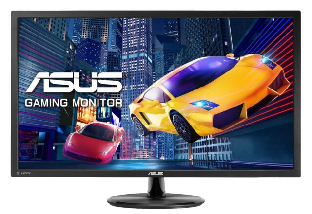 "ASUS VP28UQG (28"") 71,1 cm LED-Monitor 4K 3840x2160 1ms HDMI DisplayPort"