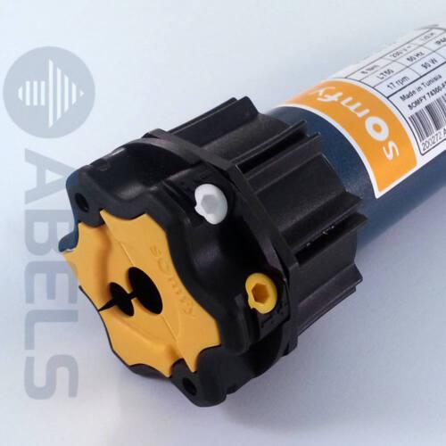 nuevo * Somfy HIPRO lt50 6//17 start pa tubo motor