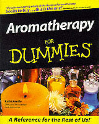 1 of 1 - Aromatherapy for Dummies, Very Good Condition Book, Kathi Keville, ISBN 97807645