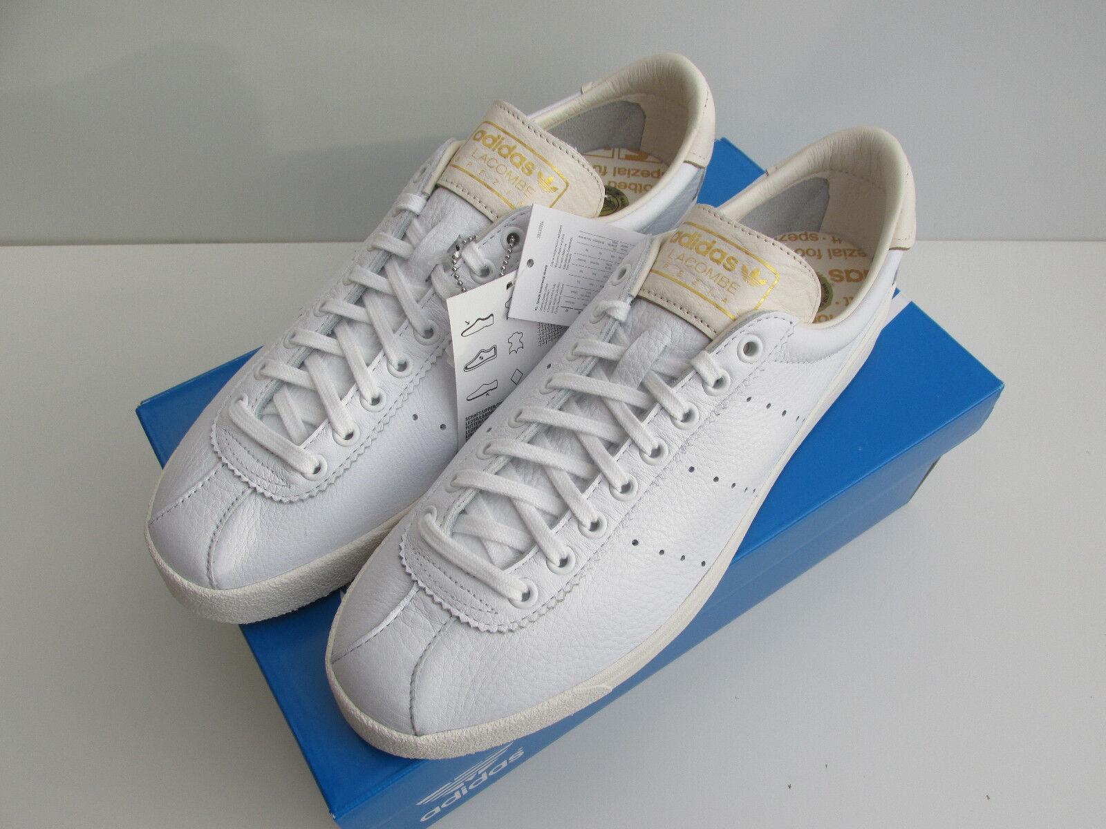 Bnib ADIDAS SPZL Lacombe UK 9.5 Weiß Weiß Weiß & Chalk DA8786 spezial 9da7ad