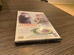 The-Curtain-of-Smoke-DVD-Dustin-Hoffman-Robert-of-Niro-Sealed-New