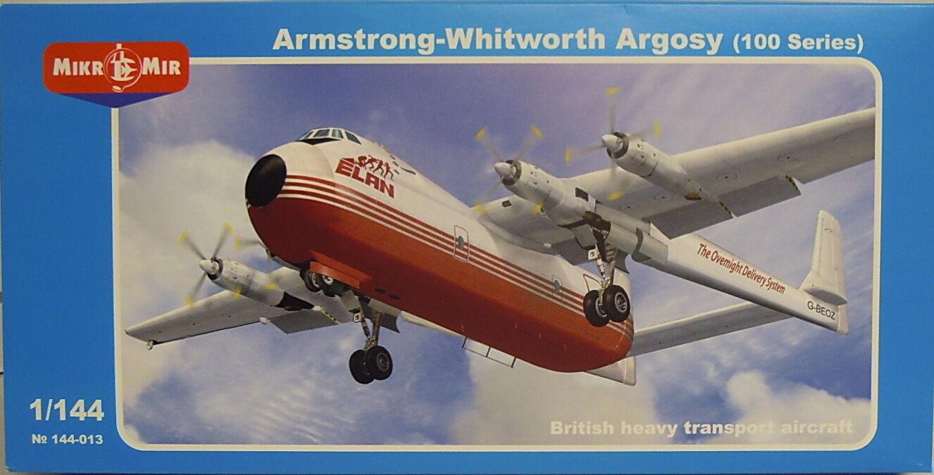 Armstrong-Whitworth Argosy (100 Series), Mikro Mir , 1 144, Plastic, Novelty
