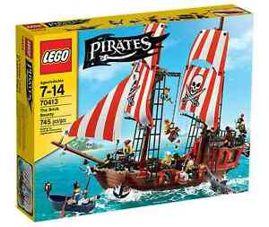 Lego® Pirates 70413 Big Pirate Ship Nouveau Ovp_ The Brique Bounty Nouveau